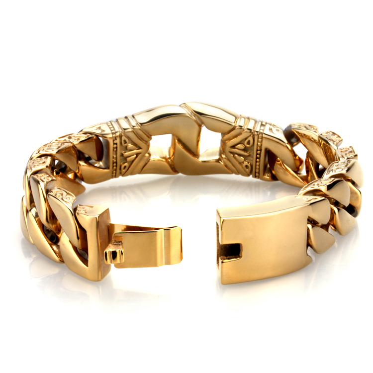 bracelet htm gold thick woven bangle bangles item bracelets