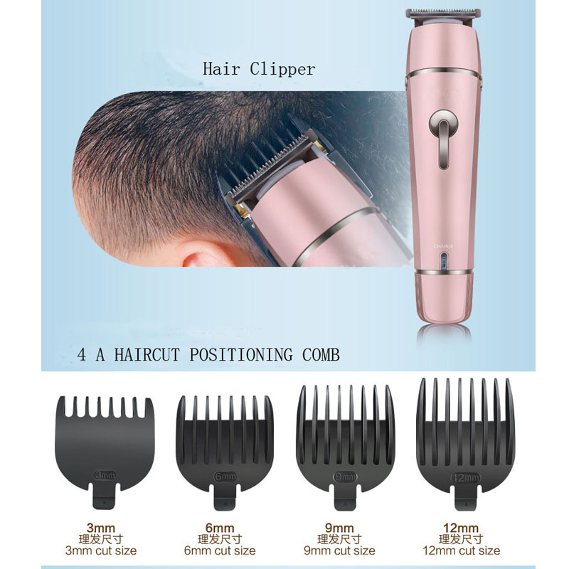 Professional Hair Clippers For Men And Babies Quiet Barber Clippers