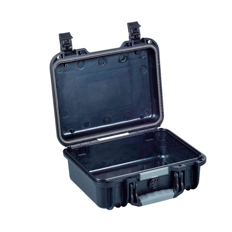 Купить с кэшбэком SQ9082 watertight plastic protective case for tools,without foam