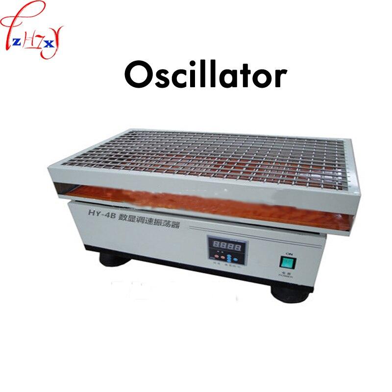 1 PC HY-4B Multi-uso Alternativo Velocidade-controlled Osciladores Osciladores Digitais Equipamentos de Laboratório Oscilante 220 V