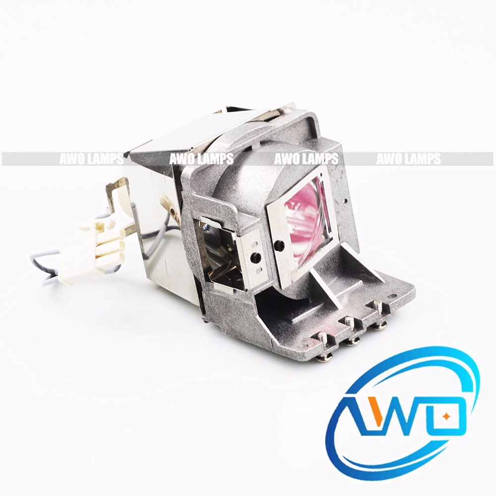 AWO Replacement Original Projector SP-LAMP-093 Lamp For INFOCUS IN112x IN114x IN116x IN118HDxc IN119HDx SP1080 projectors