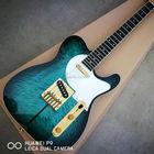 New Arrival Custom Shop TL Electric Guitar Merle Haggard Signature Tuff Dog - Excellent Quality, SUPER RARE,Green color
