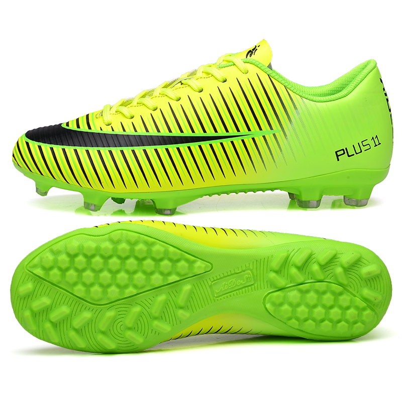 Men Football Boots Superfly Soccer Shoes Low-top TF FG Children Kids Sport Sneakers Athletic Cleats Outdoor Training Shoes цена