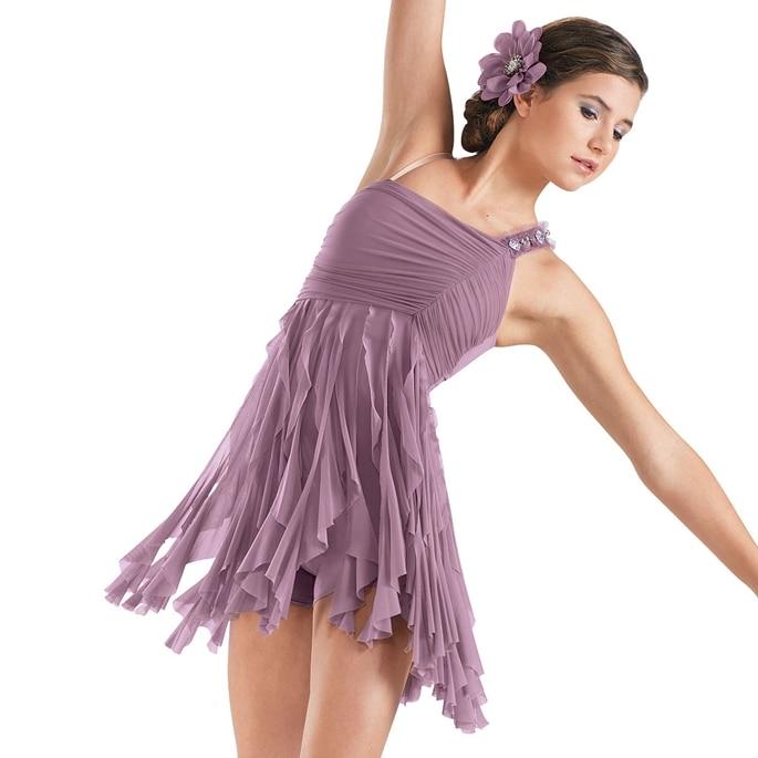 Нови женски латино плесне хаљине Дјечји одрасли костими изведба Одјећа Нова професионална балетска хаљина Дјевојка Одрасли Костим Туту