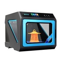 Jgaurora A7 3D принтеры настольных интеллектуальных многофункциональный смарт 3D печати высокой точности HD 4.3 дюймов Сенсорный экран Поддержка