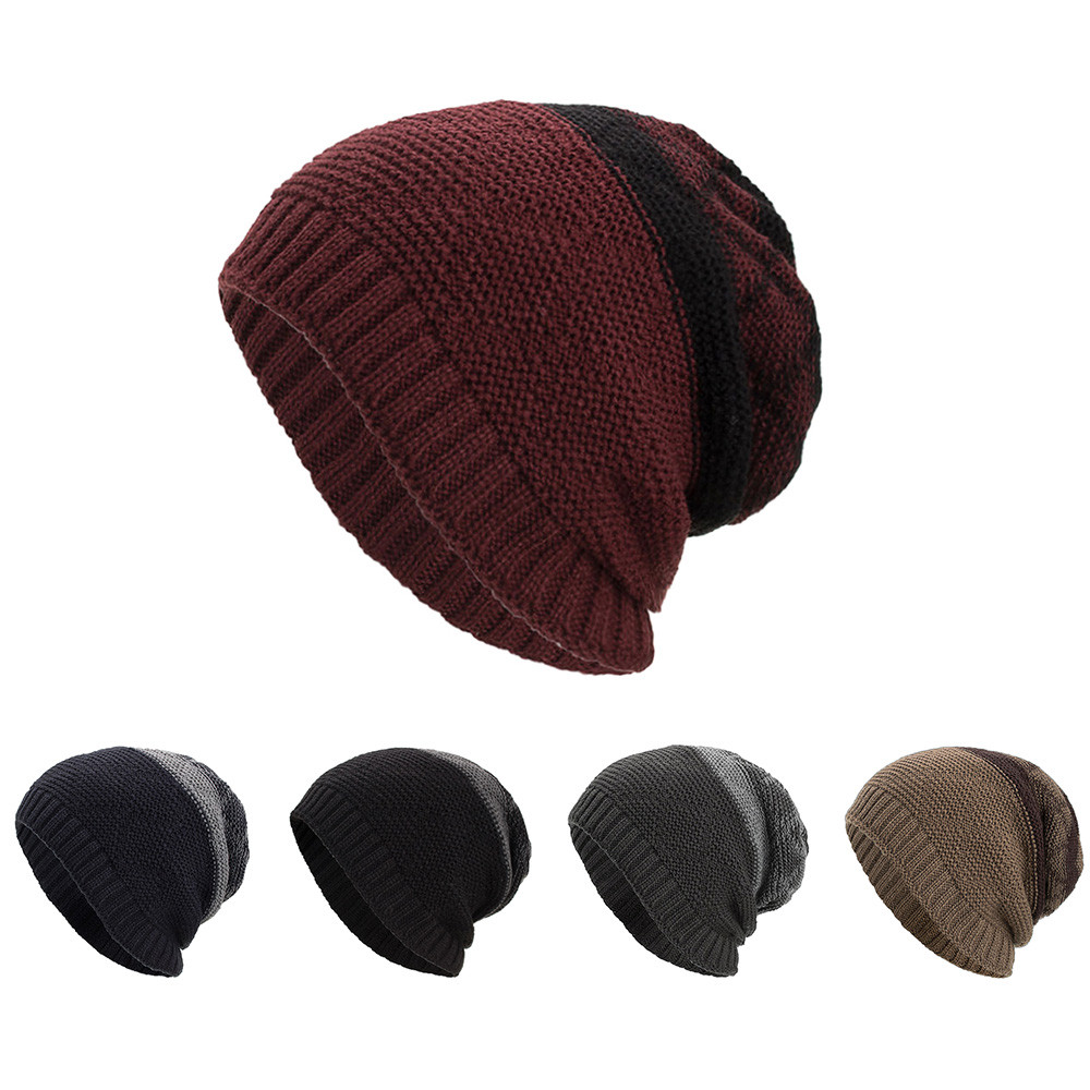 Men//Women Heartbeat of A Gamer Outdoor Warm Knit Beanies Hat Soft Winter Knit Caps