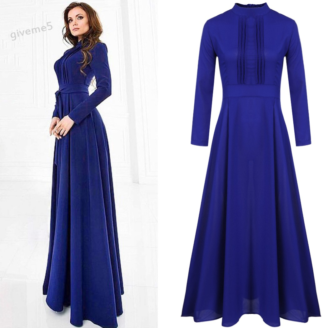 Compare Prices on Long Sleeve Chiffon Dress- Online Shopping/Buy ...