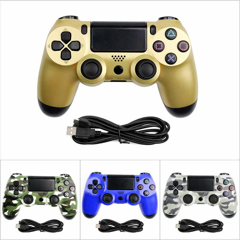 Проводной геймпад для Playstation sony PS4 контроллер Джойстик для игр пульта для DualShock Вибрационный джойстик для Play Station 4 геймпад dualshock 4 геймпад для пк gamepad