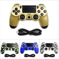 Wired Gamepad Voor Playstation Sony PS4 Controller Joystick Joypad Controle voor DualShock Trillingen Joystick voor Play Station 4