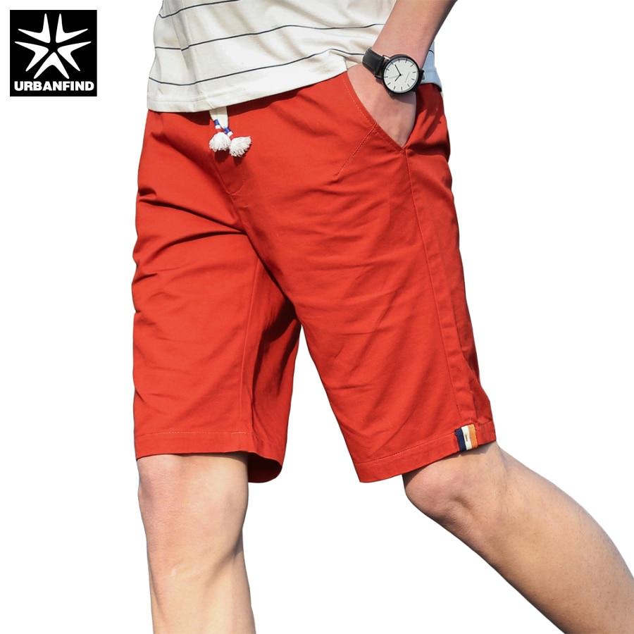 Купить шорты мужские цвета хаки