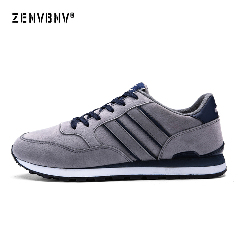 Zenvbnv 2018 New Arrival Autumn Winter Mens Trainers Sneakers Running Shoes Comfortable Jogging Sneakers Mens Sport Trainers