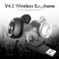Cool Wireless Bluetooth Headphone Magnetic Usb Charge Earphones For Iphone Samsung Huawei InEar Headset Digital Hifi