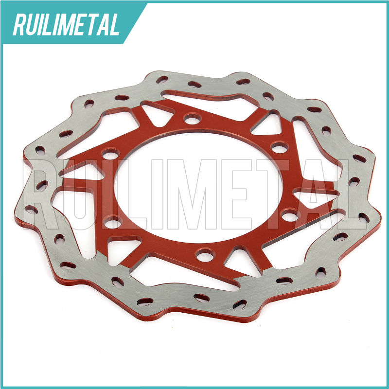 NEW WAVE Rear BRAKE DISC ROTOR For KTM DUKE 125 2011 2012 2013 2014 DUKE200 2012-2014 DUKE390 13 14 free shipping aluminium wave motorcycle accessories front brake disc rotor disk for ktm 125 200 390 duke 2013 2014