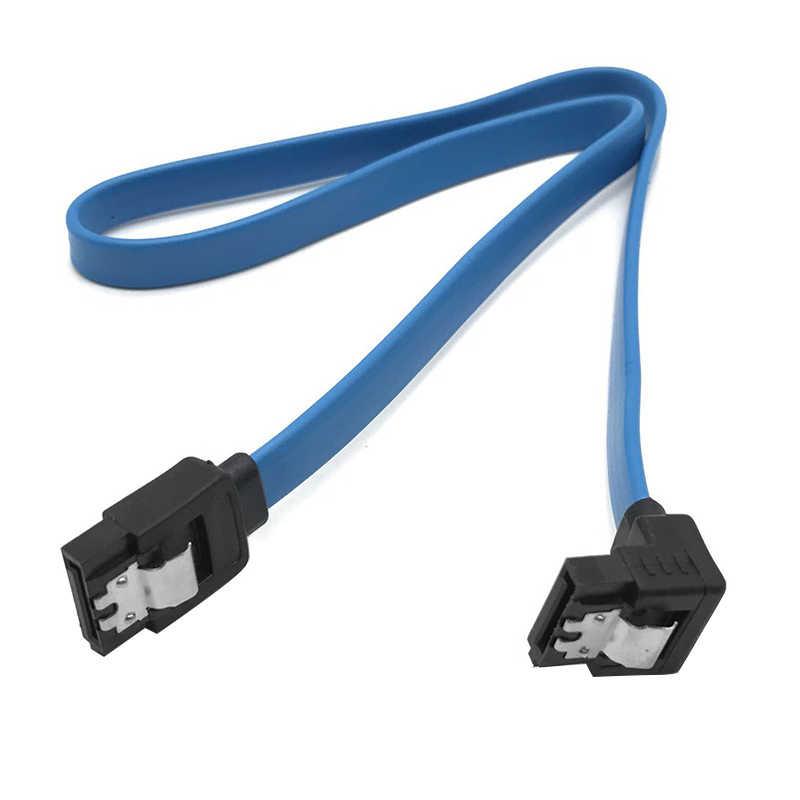 40 センチメートルsata 3.0 ケーブルsata 3.0 iii SATA3 6 ギガバイト/秒ハードドライブのデータケーブルコードsasケーブルデュアルチャンネルストレート 90 度線TXTB1