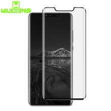WuKong 3D Curved Full Glue Glass for Huawei Mate 20 Pro Cover Screen Tempered Protector Film