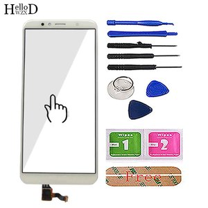 Image 3 - 5.7 Mobile Touch Screen Sensor For Huawei Honor 7A Pro AUM L29 Touch Screen Digitizer Front Glass Panel