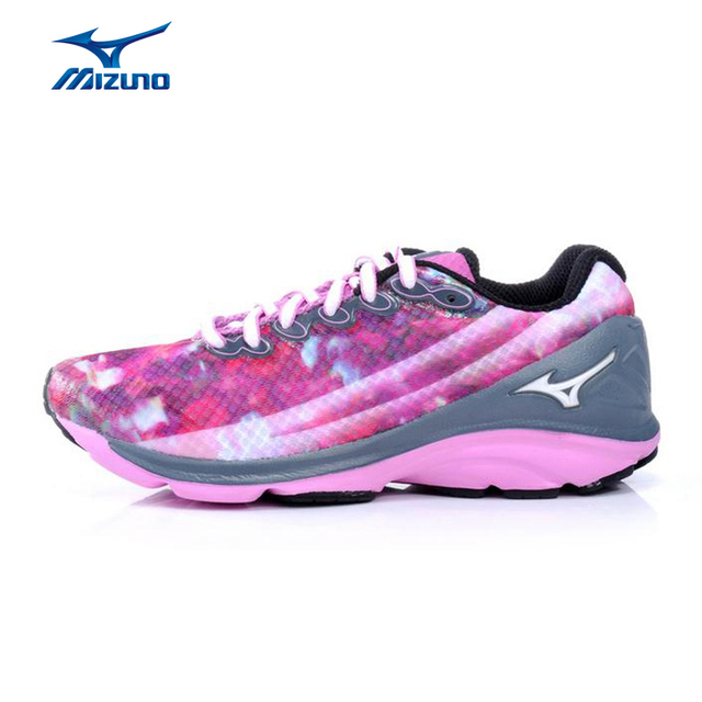 99c94553d Mulheres MIZUNO Tênis PRIMA CANTABILE 3 Peso Leve Respirável Amortecimento  Corrida Running Shoes Sapatas Do Esporte