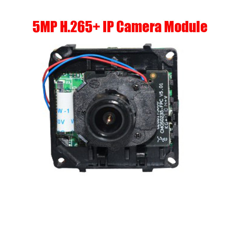 Free Shipping h.265 <font><b>HI3516D</b></font>+PS5510 5MP CMOS IP camera module HD IP Camera board CCTV IP Camera IP CAM image