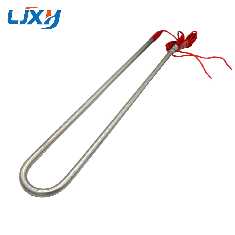 LJXH Immersion Heater for Pool, Water Heater Element for Bucket, Heating Element for Water, 6KW/8KW/10KW/12KW, 220V 3phase 10hp r407c compressor 36 8kw heating capacity specially designed for hotel and resturant water heater