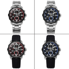 Fashion Luxury brand watches men casual charm luminous sport multi-function mens quartz wrist watch waterproof 100m CASIMA#8306