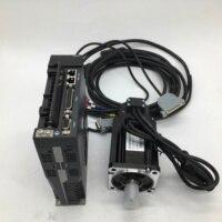 600W AC Servo Motor Drive Kit 0.6KW NEMA24 60mm 220V 3000r/min Modbus RS485 Replace Yaskawa Panasonic Fuji Delta for CNC Cheap