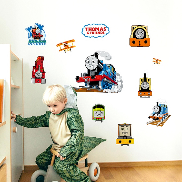 ... Thomas Train New Children S Room Wall Stickers Wall Decoration ... Part 97