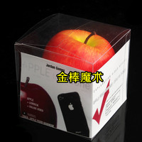 Magician Props Apple To IPhone Magic Trick Free Shipping Card Stage Magic Propsclose Upmagic Mentalism Comedy