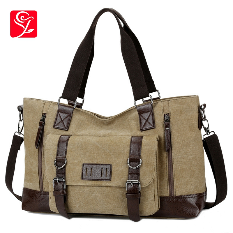 2019 New Canvas Leather Crossbody Bag Men Messenger Bags Mens Shoulder Bag Fashion Casual Travel Bags Brand Business Handbags2019 New Canvas Leather Crossbody Bag Men Messenger Bags Mens Shoulder Bag Fashion Casual Travel Bags Brand Business Handbags