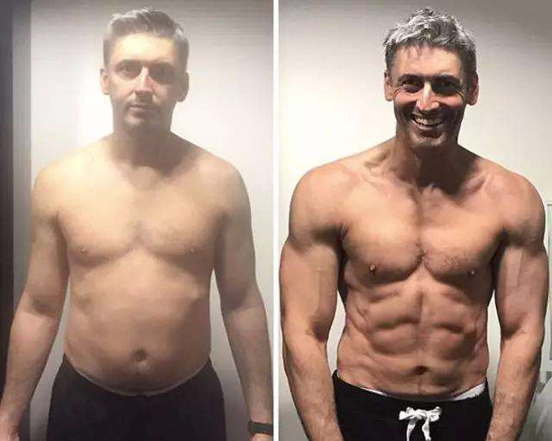 Wireless Muscle & Abdominal Stimulator For Body Slimming