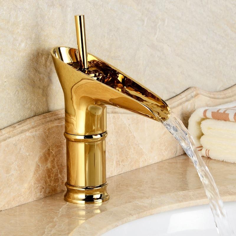 Faucet Waterfall discount Basin