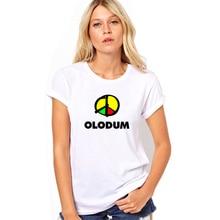 Michael Jackson Olodum Two Rock Music Band CD T-Shirts Cotton Harajuku Casual Shirt White Top Tees women's Big Size S-XXXXL
