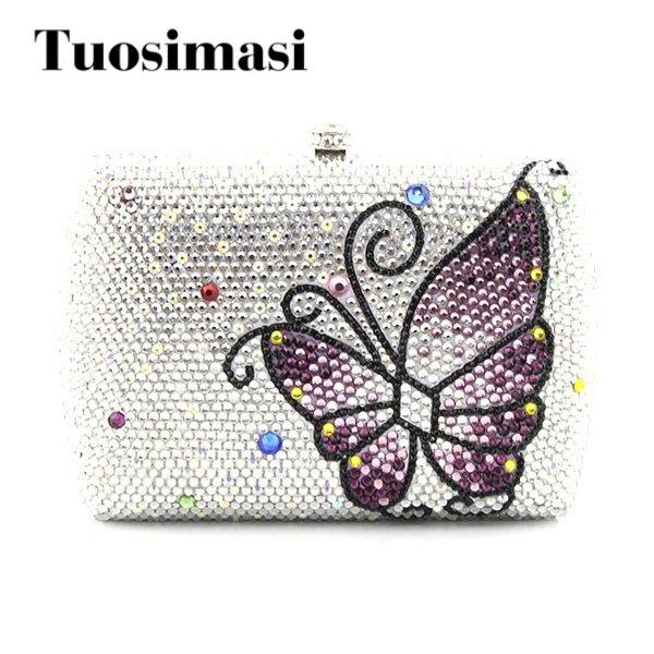 Crystal clutch laides fashion evening handbags clutch evening bags wedding handbag clutch adriana muti clutch