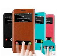 HOMTOM HT7 Case Leather PU Magnetic Wallet Ultra Slim Fashion Book Style Flip Protective Cover For