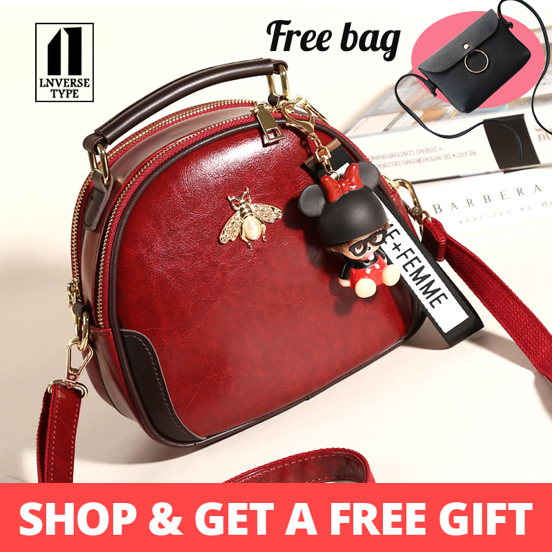 Female Bee bags with doll 2019 Fashion Women Handbag with doll Messenger Bags PU Leather Shoulder Bag Lady Crossbody Mini BagsFemale Bee bags with doll 2019 Fashion Women Handbag with doll Messenger Bags PU Leather Shoulder Bag Lady Crossbody Mini Bags