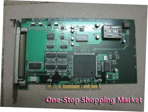 CONTEC AD12-16 (PCI) NO.7150A with good quality wholesale
