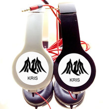 EXO EXO-M KRIS Adjustable Foldable Stereo Bass Headphones Music Game Earphones Phone Headset for Iphone OPPO Samsung Computer PC
