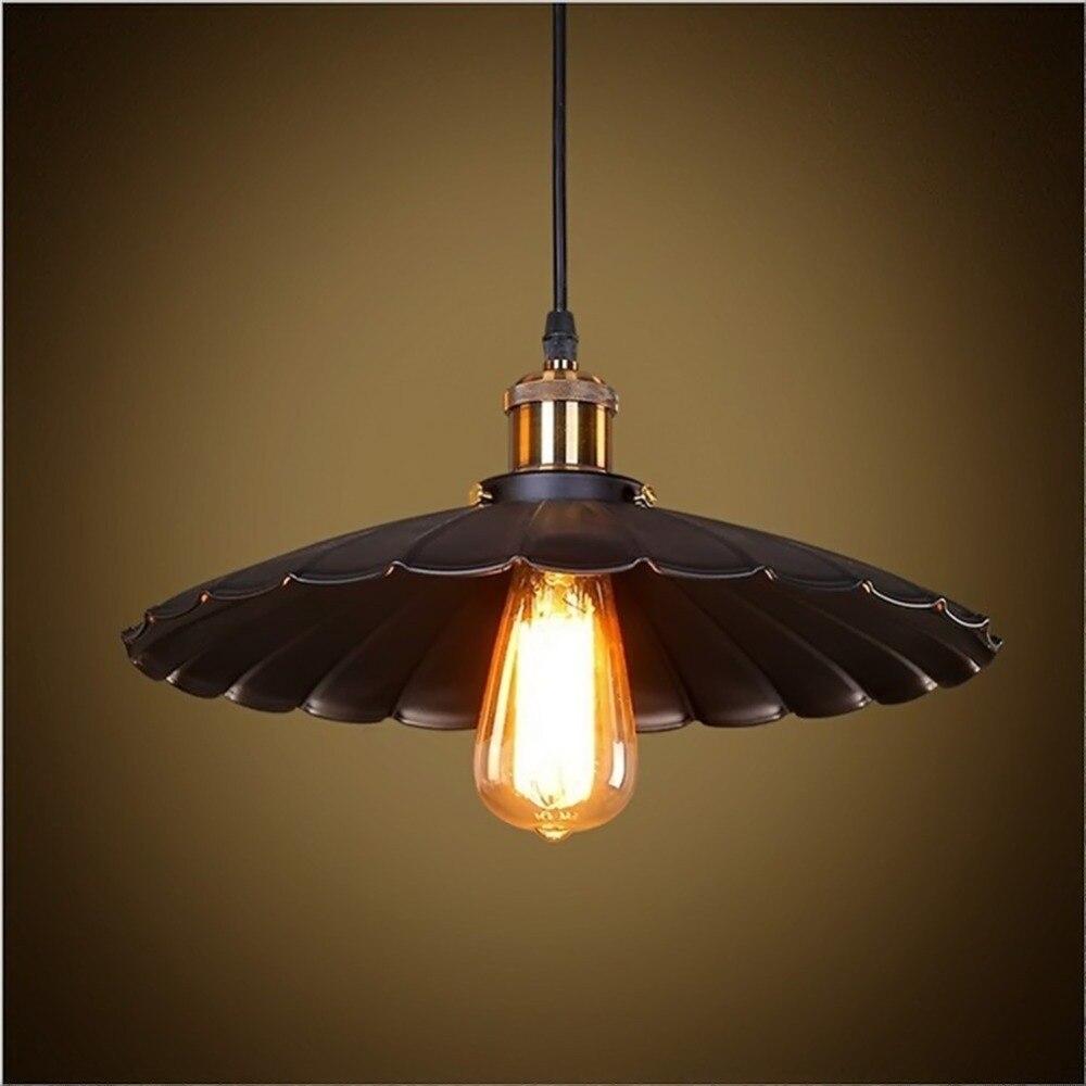 Diy Hanging Lamp - Modern flower pendant lights antique lotus shape diy lampshade pendant lamp led hanging light fixtures luminarias