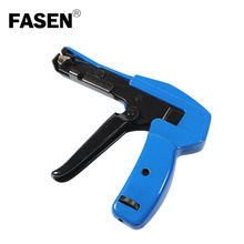 hs-600a heavy duty cable zip tiess  automatic tension cut off gun tool tie nylon plier circlipstang
