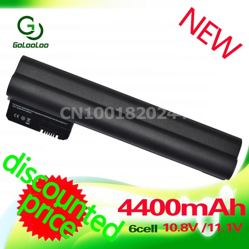 Golooloo 4400MaH Notebook Battery For HP Mini 210 Mini CQ20 590543-001 582213-421 582214-141 590544-001