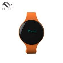 H8 TTLIFE Bluetooth 4.0 Цепочки и ожерелья шаг счетчик спортивной деятельности Фитнес Нет Трекер Смарт Браслет H8 Смарт-часы