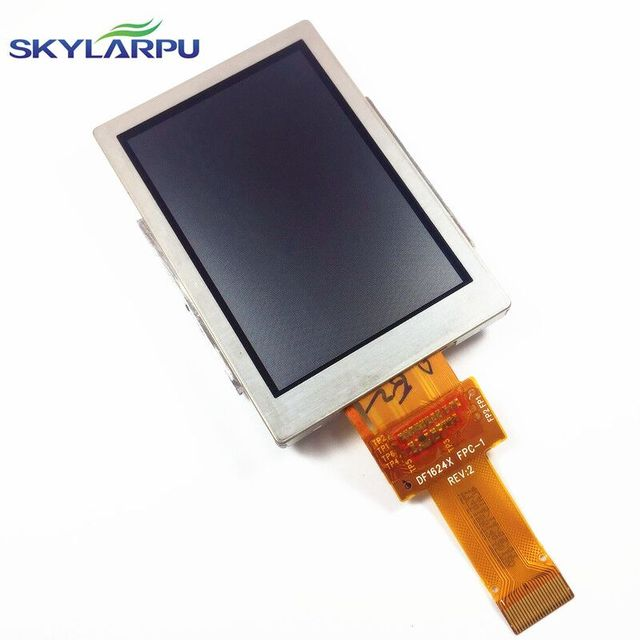 "skylarpu 2.6"" inch LCD screen for GARMIN Astro 320 220 Handheld GPS LCD display screen panel Repair replacement Free shipping"