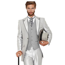 2017 new men suit suit of a suit of the groom, holds the wedding custom for formal suit