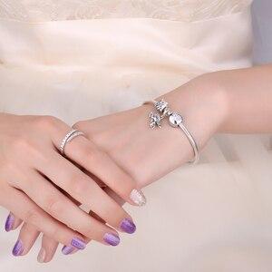 JewelryPalace 925 пробы Серебряный Бог любви Купидон Шарм Бусины Fit Браслеты Новый Лидер продаж для женщин как красивые подарки