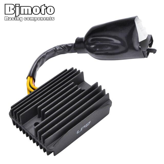 BJMOTO Motor regulator rectifier For Honda VFR 800 FiY/Fi1/2/3/4/5 VFR800 A2/A3/A4/A5/A6/A7/A8/A9 RTV1000 CBR1100XX VFR800 6/7