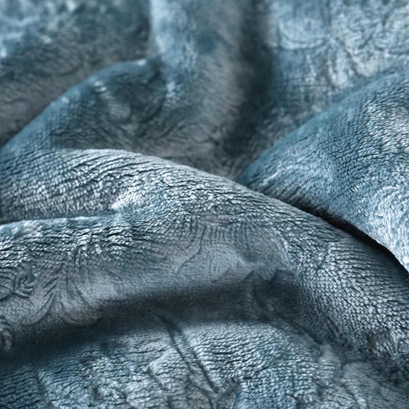 Beddowell Nổi Ấm Dày Sherpa Throw Chăn Coverlet Đảo Chiều Mờ Microfiber Hai Hoàng Hậu Kích Thước Kẻ Sọc dành cho Giường hoặc Ghế Dài