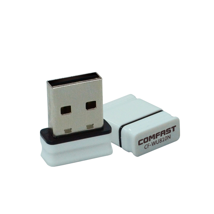 Image 3 - Wi fi адаптер 150Mbps USB WiFi Adapter Wi Fi Dongle Wireless Adapter Antenna Network Card Ethernet Receiver wifi Comfast-in Network Cards from Computer & Office