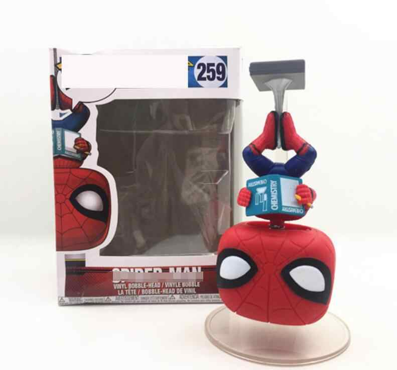 POP The Marvel Spider-Man PVC Action Figure Collected toys for Children gift #259