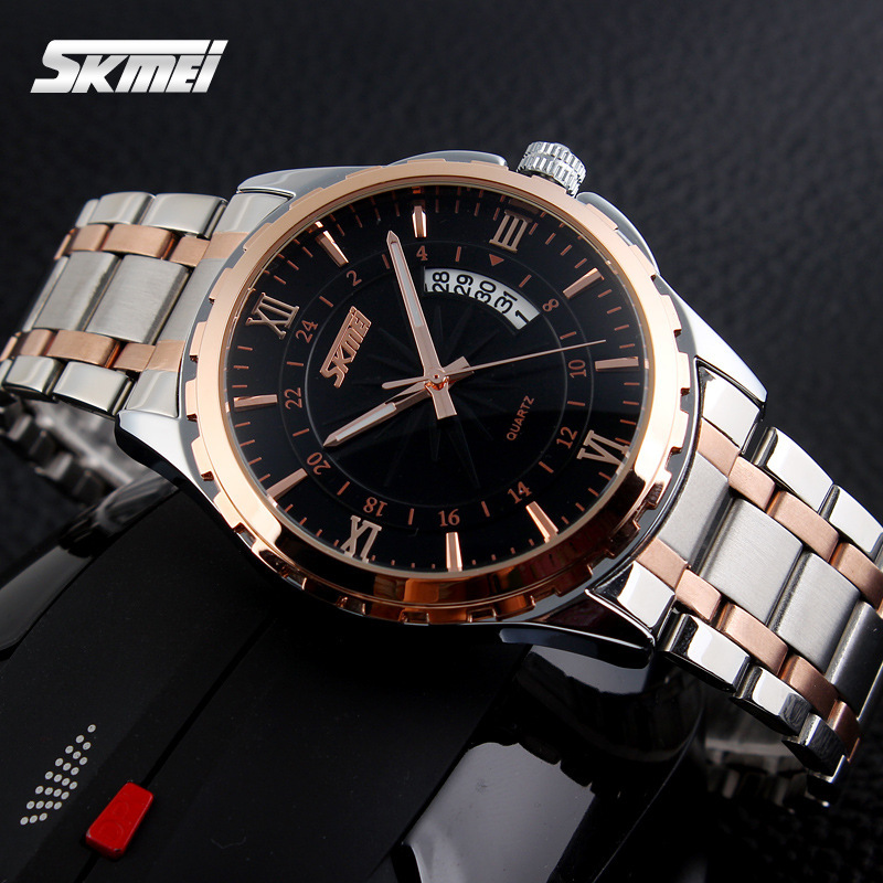 Watches men luxury brand Watch Skmei quartz Digital men full steel wristwatches Casual clock relogio masculino reloj hombre new arrival quartz watch skmei causal military watches men causal watches men luxury brand relogio masculino full steel clock