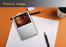 ONN X6 8 GB de Metal Sin Pérdidas de Música MP3 HiFi 24bit/192 KHZ Contrabajo Altavoz TFT Pantalla APE/FLAC/WAV/WMA/OGG/MP3