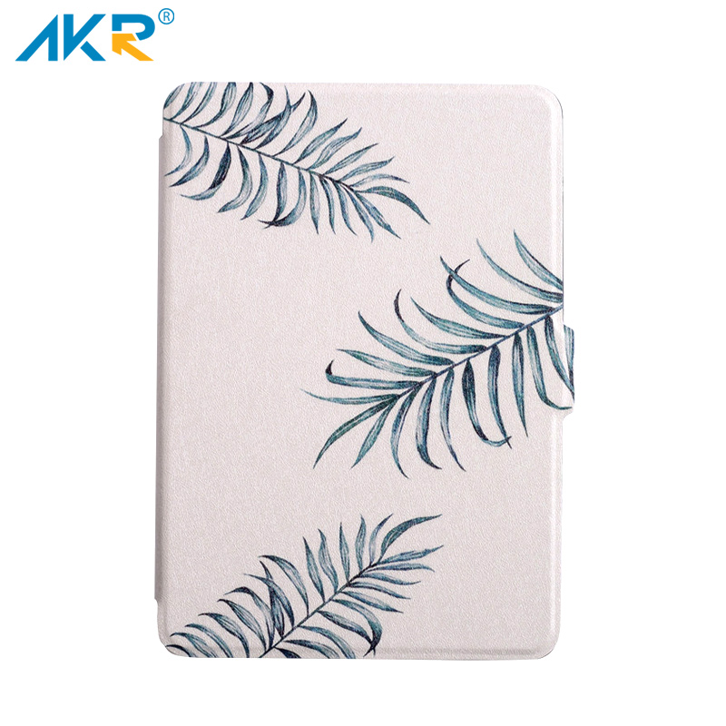AKR 6 inch PU Tablet Case for Kindle Paperwhite 1/2/3 Auto Sleep Function + Free Gift 2017 cartoon painted flower owl for kindle paperwhite 1 2 3 case flip bracket stand pu cover for amazon kindle paperwhite 1 2 3 case
